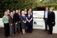 Oxford Private Care's office team