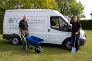 Oxford Private Care Home & Garden team